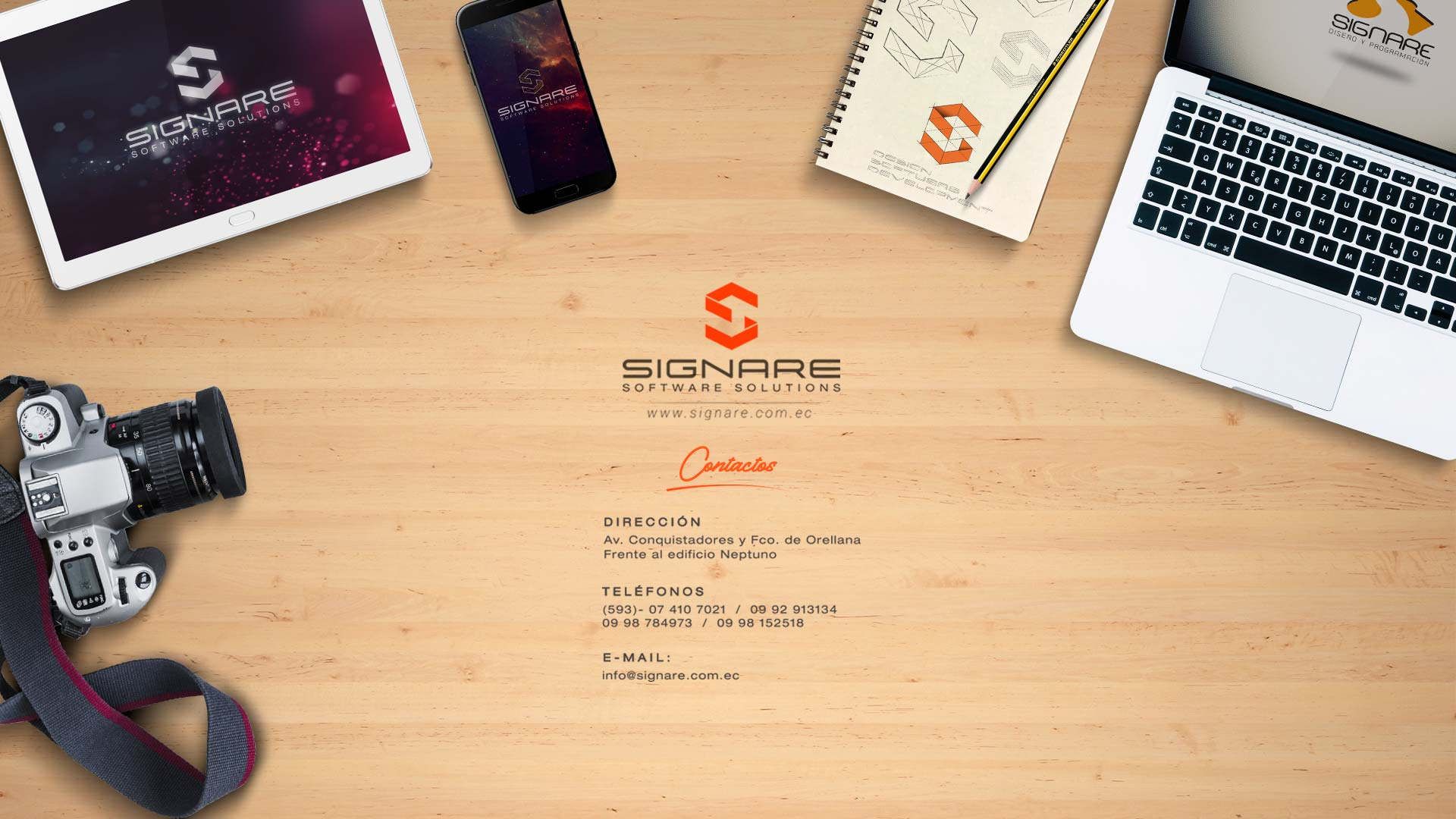 Signare Software Solutions